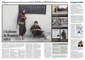Syrien, Hufvudstadsbladet 2014-09-30-page-001