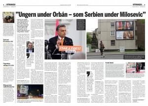 Ungern, Fria Tidningen april 2014-page-001