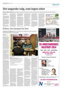 Ungern, Kristeligt Dagblad april 2014-page-001