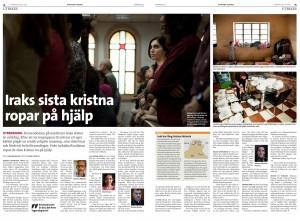 Irak, Kyrkans Tidning juli 2014-page-001