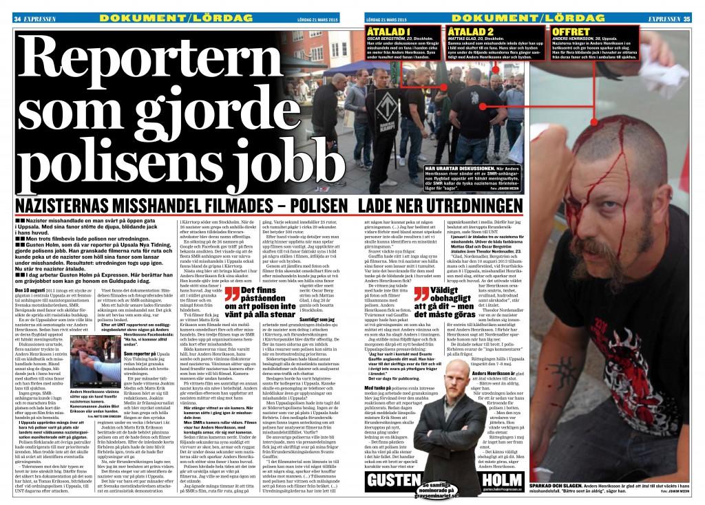 SMR - foto, Expressen 2015-03-21-page-001